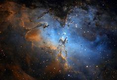 M16 y la Nebulosa del Águila