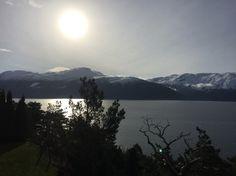 28.03.15 Ålvik i Hardanger - hos mammo