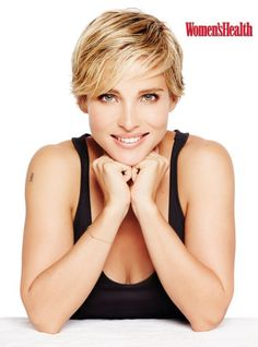 Elsa Pataky   Bikini Hottie in Womens Health   hollywood moms celebrity quotes