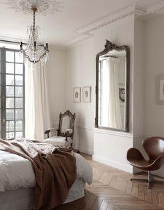 elegant white bedrooms