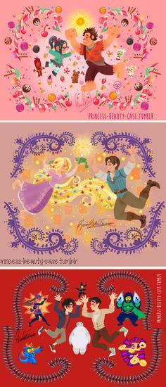 Princess Beauty Case