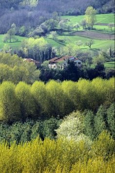 Pecetto Torinese - case di Pecetto, Piemonte, Italy