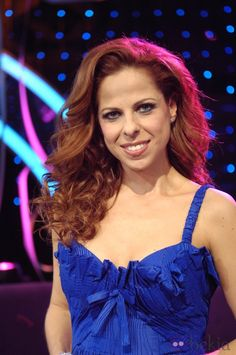 Pastora Soler (Pilar Sanchez Logue) (September 27, 1978) Spanish singer, o.a. known from the Eurovision Song Contest of 2012, representing her country and became 10th.