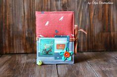 handmade book, notebook
