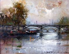 Gallery :: Peter Fennell - OIL :: 34 Exterior, Landscape, Gallery, Nature, Painting, Beautiful, Oil, Board, Scenery