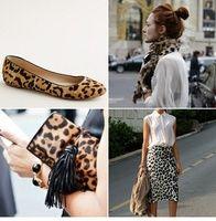 Best way to wear leopard print?