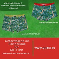 UNDIS www.undis.eu Bei uns findest du einzigartige, lustige und farbenfrohe Unterwäsche für Groß und Klein. . . . #mama_netz #mamacommunity #mam #elternzeit #familia #familyfirst #familygoals #partnership #kindermode #outfitinspiration #outfitinspo #outfitstyle #fashion #fashionista #schweiz_suisse_svizzera_svizra #schweizliebe #swisbest #swisholic #trending #unterwäsche #undis Kind Mode, Funny Underwear, Men's Boxer Briefs, Parental Leave, Mesh, Switzerland, Kids
