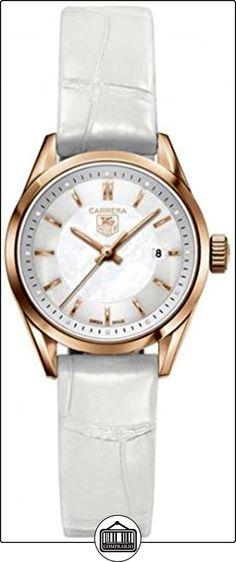 Tag Heuer WV1440.FC8179_wt Reloj de pulsera para mujer  ✿ Relojes para mujer - (Lujo) ✿