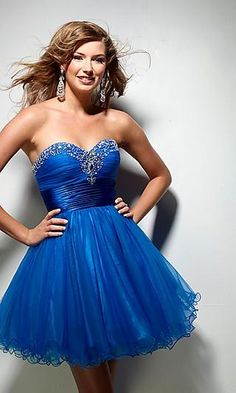Homecoming dress at $144.99 as the summer sale.  Just looking. Not that I have the money to go to homecoming haha. I can always dream.