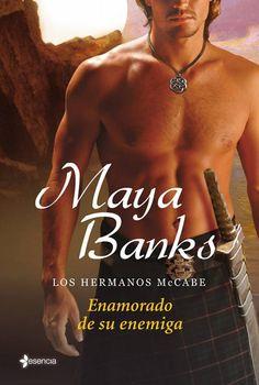 Enamorado de su enemiga - Maya Banks Trilogía los hermanos McCabe 1