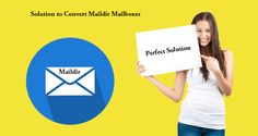 #Maildir Converter to #Convert Maildir to MS #Outlook PST, MSG and PDF formats