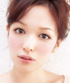森 絵梨佳 Erika Mori Japanese model