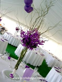 1000 images about purple lavender wedding flowers on for A decoration that is twisted intertwined or curled