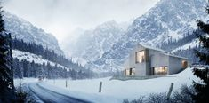 CGarchitect - Professional 3D Architectural Visualization User Community | cozy winter