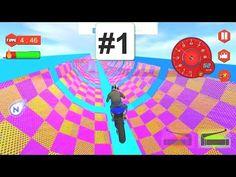 Extreme Bike Stunts Mania Android Gameplay HD #1