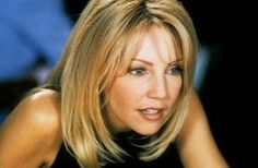 Heather Locklear New Long Bob Hairstyle are also available with Heather Locklear Hairstyle On Two And A Half Men with making ideas and picture so get her hair color. Heather Locklear, Blonde Actresses, Melrose Place, Half Man, Long Bob Hairstyles, Beautiful Long Hair, Mean Girls, Cute Faces, Fine Hair