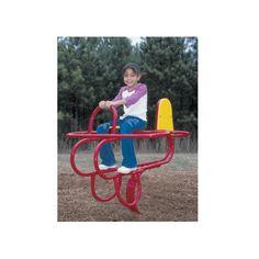 Airlane Spring Rocker from DunRite Playgrounds