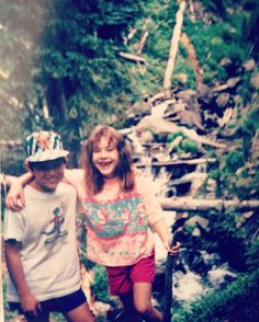 Today's #tbt is from one of my favorite childhood memories. This is a photo of my friend Shannon and me back in 1992 hiking around near Jasper CO close to her family's cabin. Today we've been celebrating her father's life and incredible talent as an educator and musician. Her family made a huge imprint on my appreciation for all kinds of music and countless other things. The last moment I spent with Gary was only a few weeks ago. We were sitting in his backyard and he was sharing a bottle of…