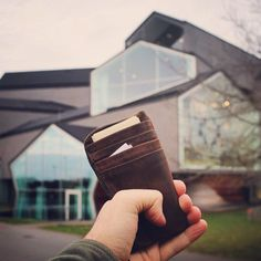 The Phone/Cards Clutch Wallet!!  #kjøre #photo #apple #iphone #iphone6 #vintage #canon #instagram #igers #handmade #accessories #vibram #shoes #backpacks #denim #canvas #premium #newzealand #natural #tanned #oil #evolution #leather #love #minimal #design @kjoreproject