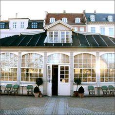 Orangeriet restaurant in Copenhagen - theCITYHOUR.com