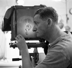 Gordon Parks     Photographer Erwin Blumenfeld Shooting Model Bettina Graziani, New York City     1950