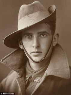 The unidentified soldier was part of the First Australian Imperial Force during WWI