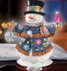 snowman figurines - Google Search