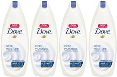 Dove Body Wash with NutriumMoisture, Deep Moisture, 24 Ounce Bottles (Pack of 4)  Order at http://www.amazon.com/Dove-NutriumMoisture-Moisture-Ounce-Bottles/dp/B005HO0A18/ref=zg_bs_11055991_14?tag=bestmacros-20