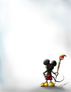 Disney Fan Art by Neil-Jan Que, via Behance Mickey Mouse Drawings, Mickey Mouse Pictures, Mickey Mouse Tattoos, Mickey Mouse Art, Mickey Mouse And Friends, Disney Drawings, Disney Mickey Mouse, Disney Cars, Mickey Mouse Wallpaper Iphone