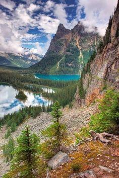 #Yoho National #Park, British Columbia, #Canada https://www.stopsleepgo.com/vacation-rentals/british-columbia/canada