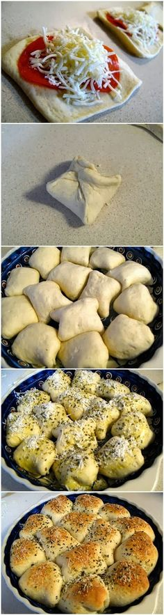 Best Recipes: How To Make Pizza Rolls cooking -  #friend,  #recipes