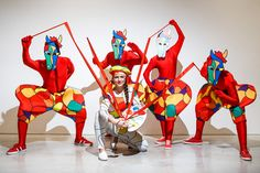 Human Paintings | Walk around acts | Others | Performers | Entertainment Agency | Corporate Event Entertainment
