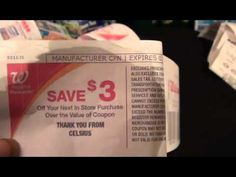 Let me show you how to get paid to shop!!!! COUPONS
