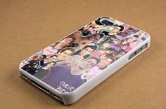 Teen Wolf - Dylan O'brien collage case for iPhone 4/4s, iPhone 5/5S/5C, Samsung S3 i9300, Samsung S4 i9500