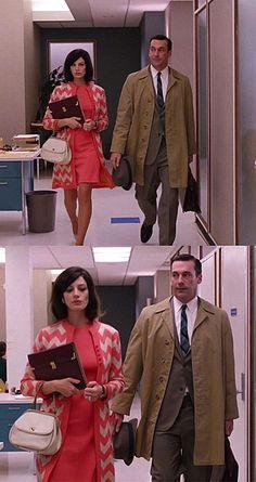 I want Megan Draper's outfit.