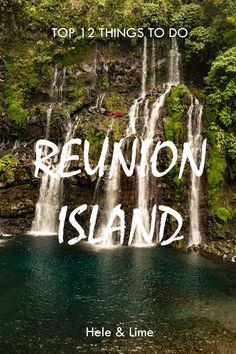 Have you heard of Reunion island? Located in the middle of the Indian ocean, this island offers diverse landscapes and a lot of adventure in the middle of the Indian Ocean. Here are top 12 things to do in Reunion Island World Travel Tattoos, World Clipart, Stuff To Do, Things To Do, Paradise Island, France Travel, Travel Europe, Tropical Paradise, Africa Travel