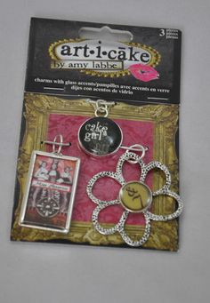 Cake Art By Amy : Art I cake by Amy labbe on Pinterest New Art, Charms and ...