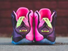 Nike leBron 12 Double Helix_01