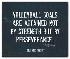 inspirational volleyball quotes on pinterest volleyball