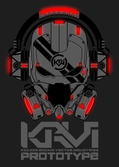 K.R.V.I. Prototype by IshaMuhammad on deviantART