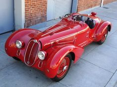 Alfa Romeo 8C 2900B (1938)