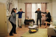 Tune in for an ALL NEW episode of Baby Daddy Wednesday 2/5 at 8:30pm/7:30c on ABC Family with guest stars Lucy Hale and Maria Canals-Barrera!