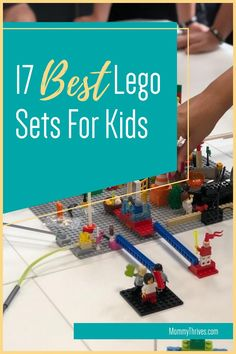 Best Building Sets For Kids - Popular Lego Sets For Kids - Quiet Toys For Kids Best Toddler Toys, Best Kids Toys, Building Toys For Kids, Best Lego Sets, Educational Toys For Toddlers, Awesome Toys, Top Toys, Toddler Learning, Play To Learn