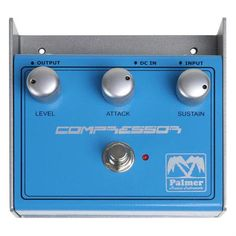 Guitar Effects Pedal Compressor at MCM Electronics