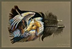 Gorgeous Animal Portraits Painted on Wild Turkey Feathers by Connecticut-based artist, illustrator, and jewelry maker Brenda Lyons crafts gorgeous portraits of creatures on an unconventional surface. Feather Painting, Feather Art, Street Art, Cute Paintings, Acrylic Paintings, Turkey Feathers, Bird Feathers, Love Illustration, Leaf Art