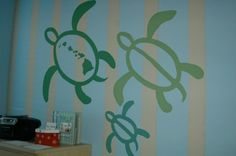 Hawaiian Turtles Baby Room. Just because I love Hawaii!!!! And because I love the Hanu!