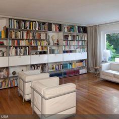 Haller bookshelf