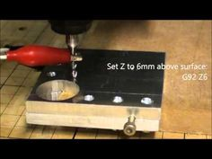 How to find Zero and Edges or a Corner before CNC Milling - YouTube
