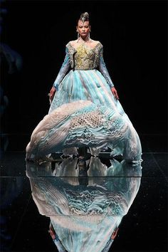 Reflection should have been like a skull....guo pei