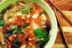 THE HUNTING GROUND and HUGGABLE HOT & SOUR SOUP